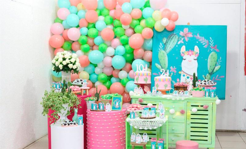 5 decoracoes festa infantil lhama img
