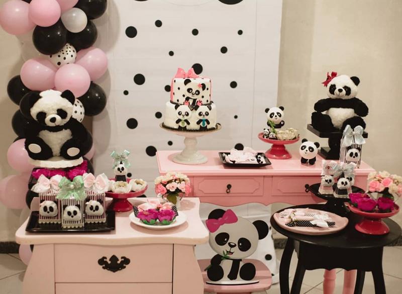 5 decoracoes festa infantil panda img