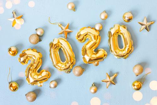 Tendência de decoração para festas em 2020