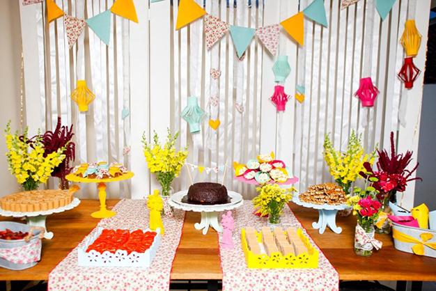 Festa Junina em casa: dicas de decoração