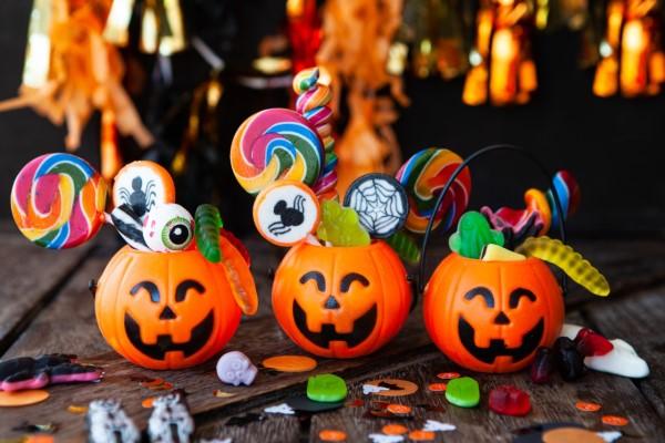 halloween como fazer uma decoração gastando pouco