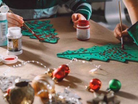 Decoração de natal DIY: faça em casa img 1