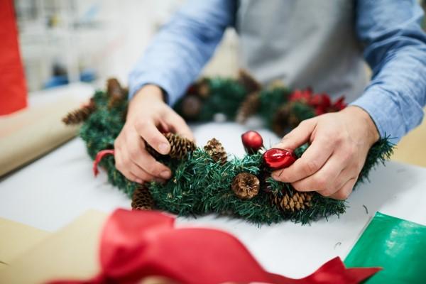 Decoração de natal DIY: faça em casa img 2